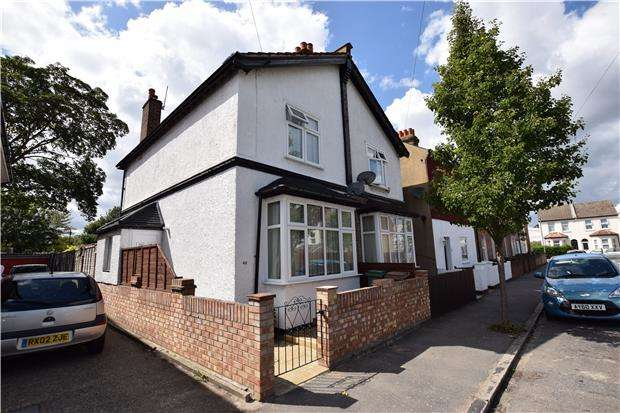 3 Bedrooms Semi Detached House for sale in York Street, MITCHAM, Surrey, CR4 4JY