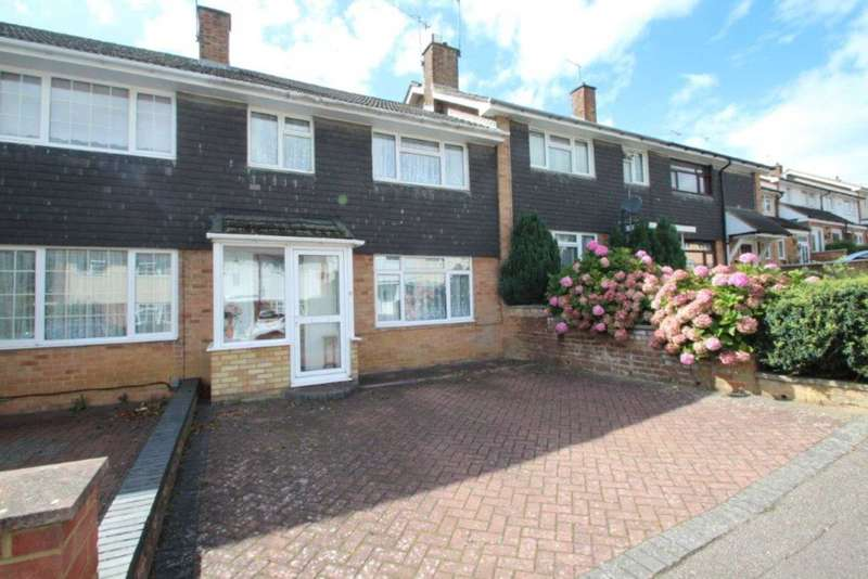 3 Bedrooms Terraced House for sale in NO CHAIN! 3 BED FAMILY HOME with OFF ROAD PARKING
