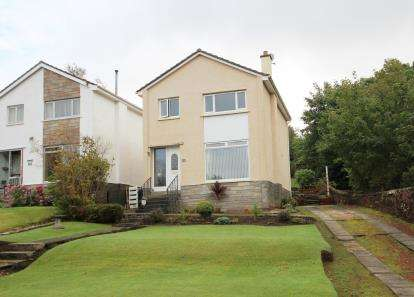 3 Bedrooms Detached House for sale in Seton Terrace, Skelmorlie