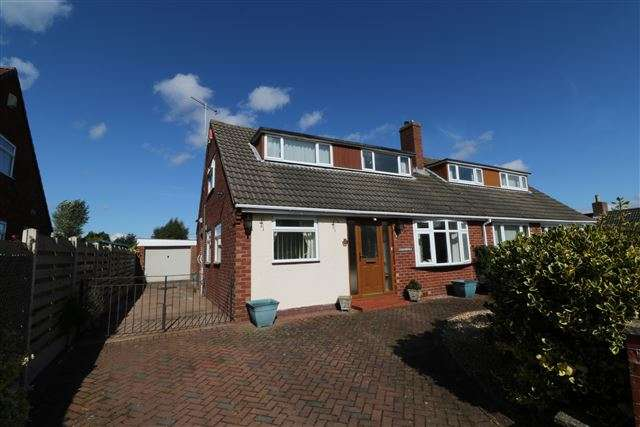 3 Bedrooms Bungalow for sale in Orchard Lane, Houghton, Carlisle, Cumbria, CA3 0LY