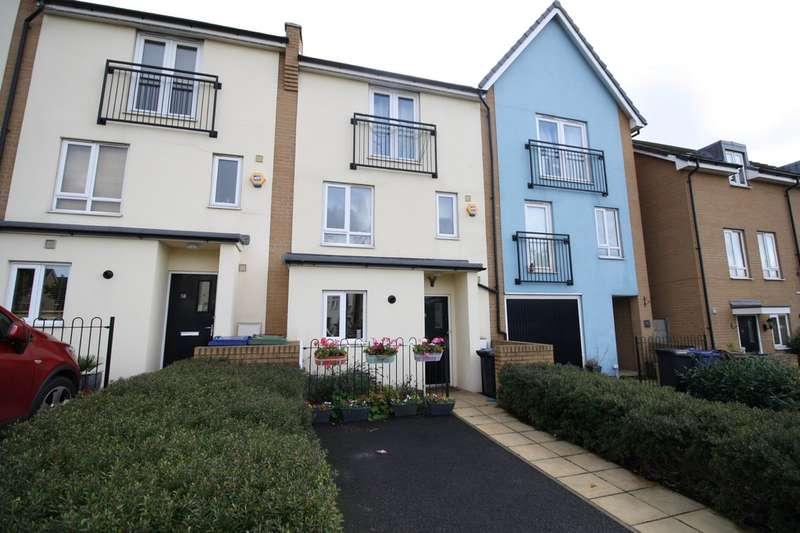 5 Bedrooms Town House for sale in The Rookery, Grays