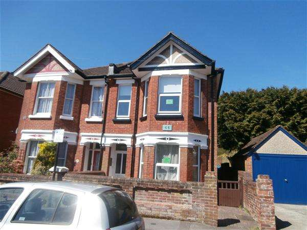 6 Bedrooms Semi Detached House for rent in Highfield Crescent, Southampton