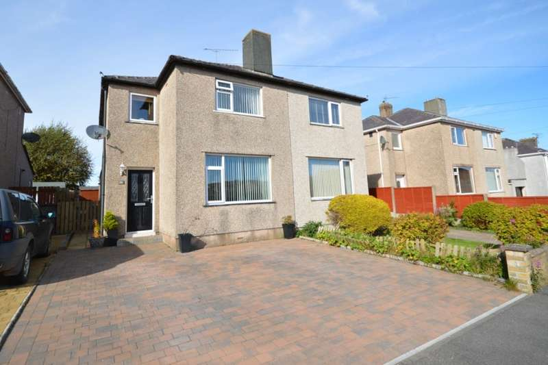 3 Bedrooms Semi Detached House for sale in Thirlmere Avenue, Workington, CA14