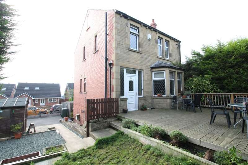3 Bedrooms Semi Detached House for sale in Highgate Lane, Lepton, Huddersfield, HD8