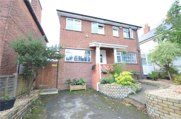 3 Bedrooms Semi Detached House for sale in Westbourne Terrace, Reading, Berkshire