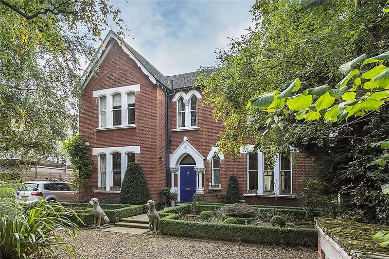 7 Bedrooms Detached House for sale in Fairfax Road, Teddington, TW11