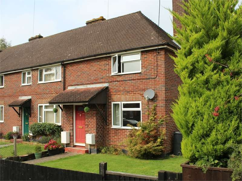 2 Bedrooms End Of Terrace House for sale in Andover Green, Bovington, Wareham, Dorset
