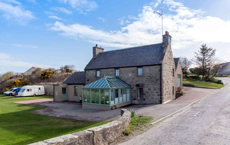 4 Bedrooms Detached House for sale in Distillery Cottages, Inverboyndie, Banff, Aberdeenshire, AB45 2JJ
