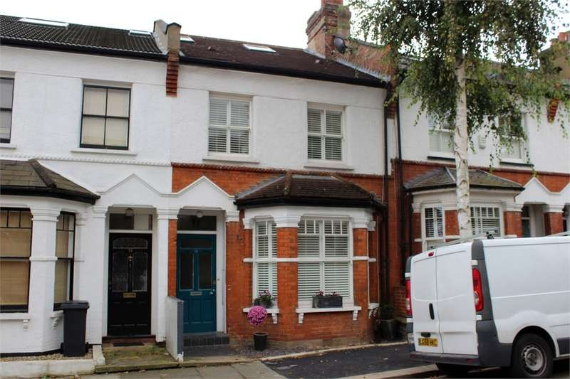 3 Bedrooms Terraced House for sale in Muswell Hill Place, Muswell Hill, London