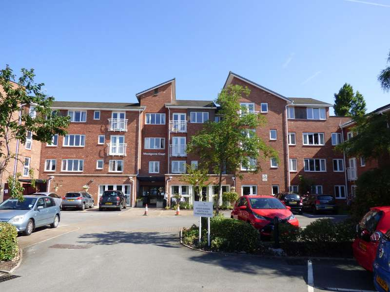 2 Bedrooms Apartment Flat for sale in Woodgrove Court, Peter Street, Hazel Grove, Stockport