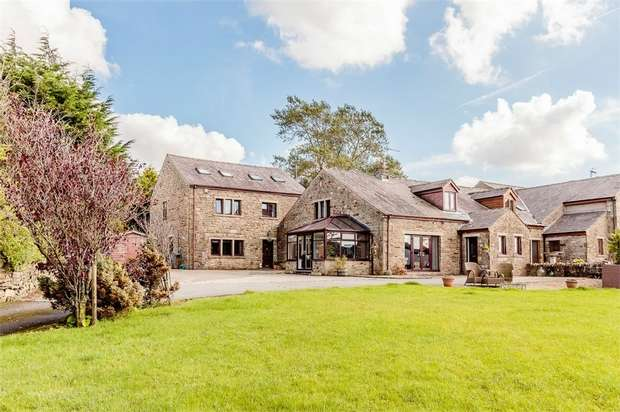 7 Bedrooms Semi Detached House for sale in Ribchester Road, Clayton le Dale, Blackburn, Lancashire