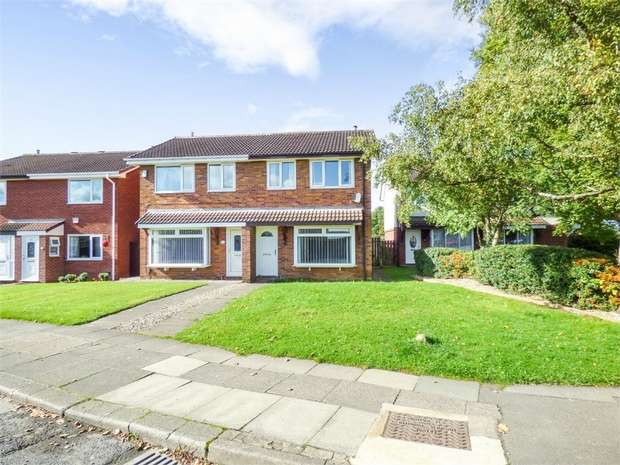 3 Bedrooms Semi Detached House for sale in Hundens Lane, Darlington, Durham