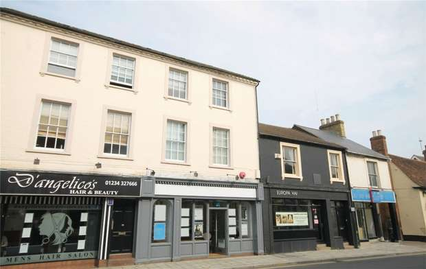 1 Bedroom Flat for sale in Tavistock Street, Bedford