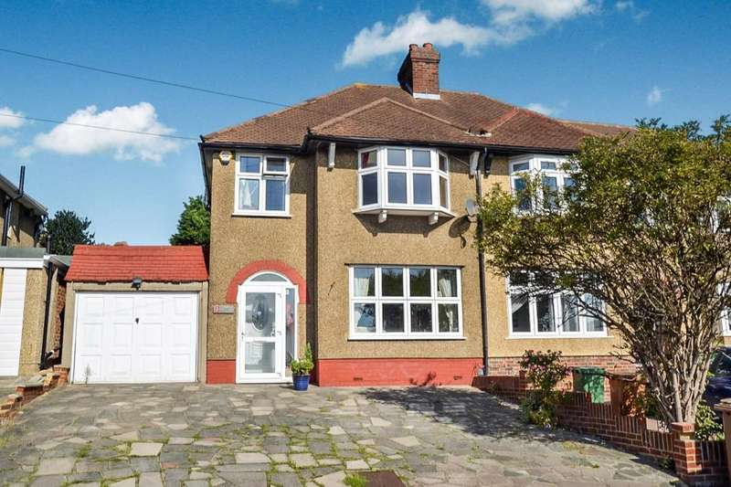 3 Bedrooms Semi Detached House for sale in Edinburgh Road, Sutton, SM1