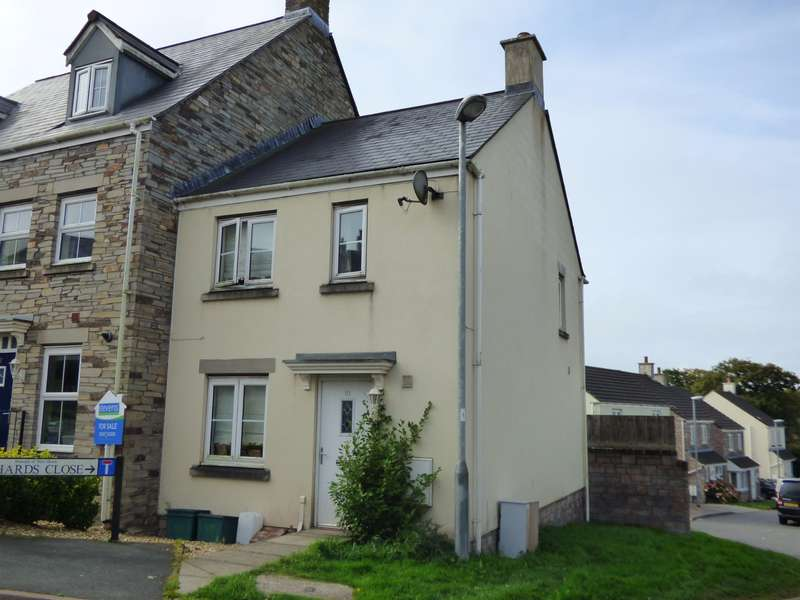 3 Bedrooms End Of Terrace House for sale in Okehampton