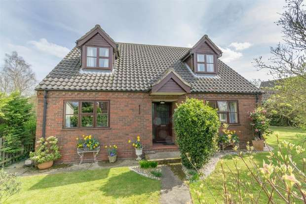 6 Bedrooms Detached House for sale in Orchard End, Bintree