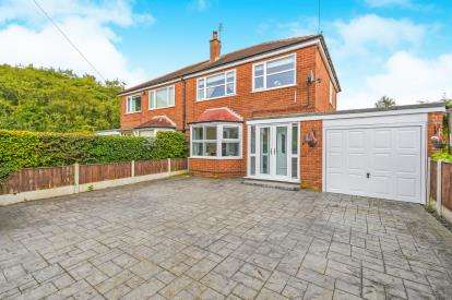 3 Bedrooms Semi Detached House for sale in Hoylake Close, Leigh, Greater Manchester