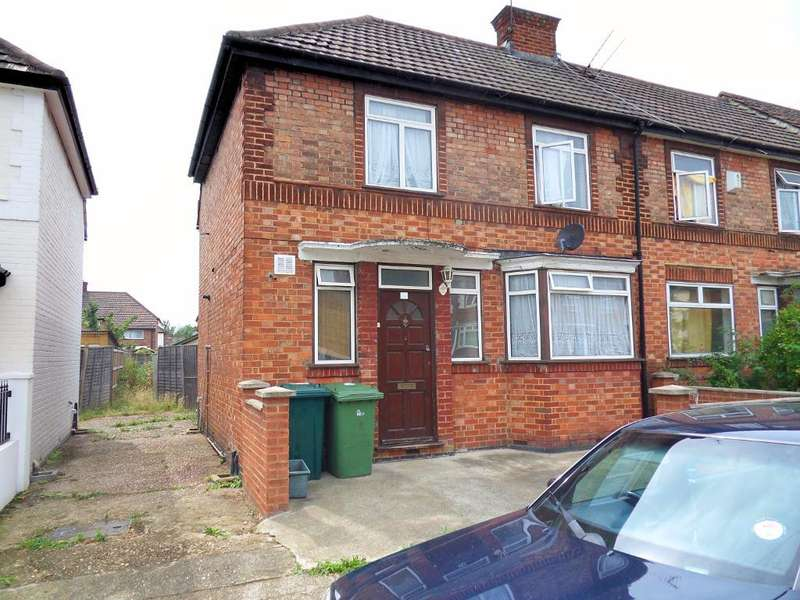 3 Bedrooms End Of Terrace House for sale in FULWOOD AVENUE, WEMBLEY, MIDDLESEX, HA0 1LS