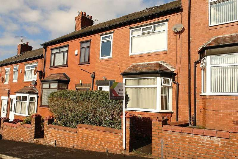 4 Bedrooms Terraced House for sale in 40 Grendon Avenue, Coppice