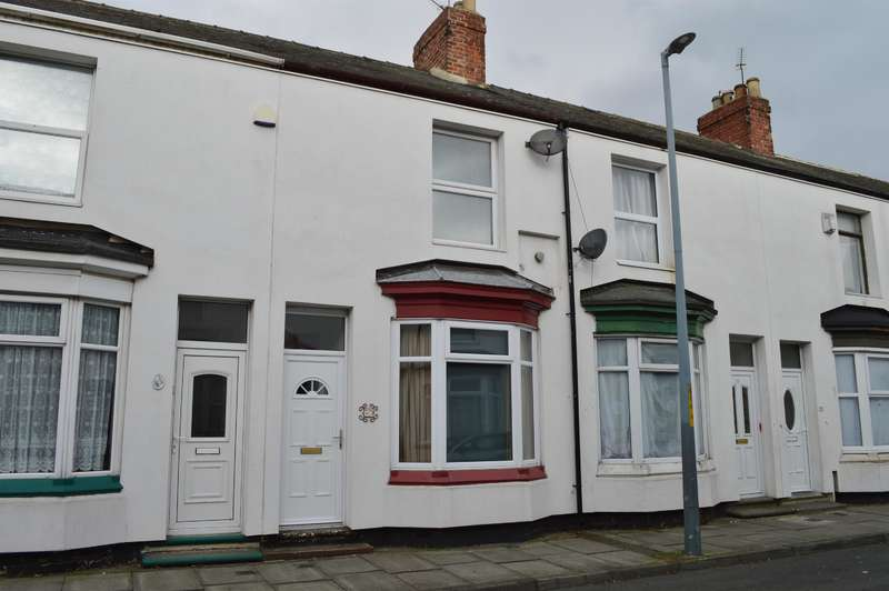 2 Bedrooms Terraced House for sale in Carlow Street, Middlesbrough, TS1 4SE