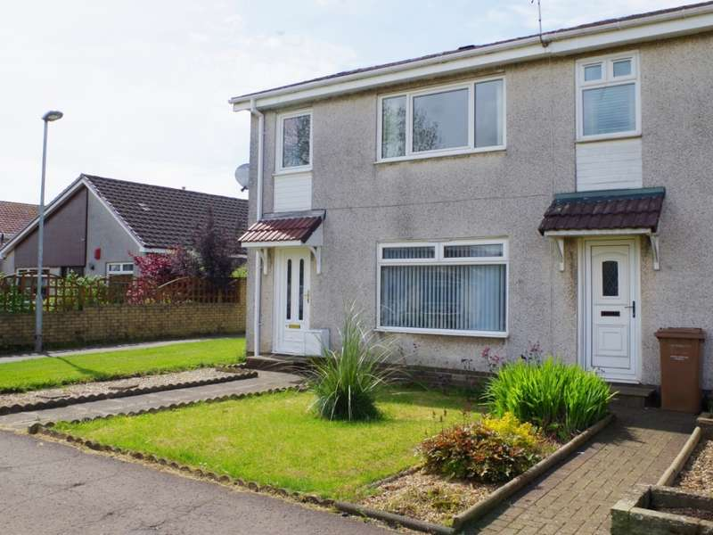 3 Bedrooms End Of Terrace House for sale in 69 Duddingston Avenue, Kilwinning, KA13 6RT