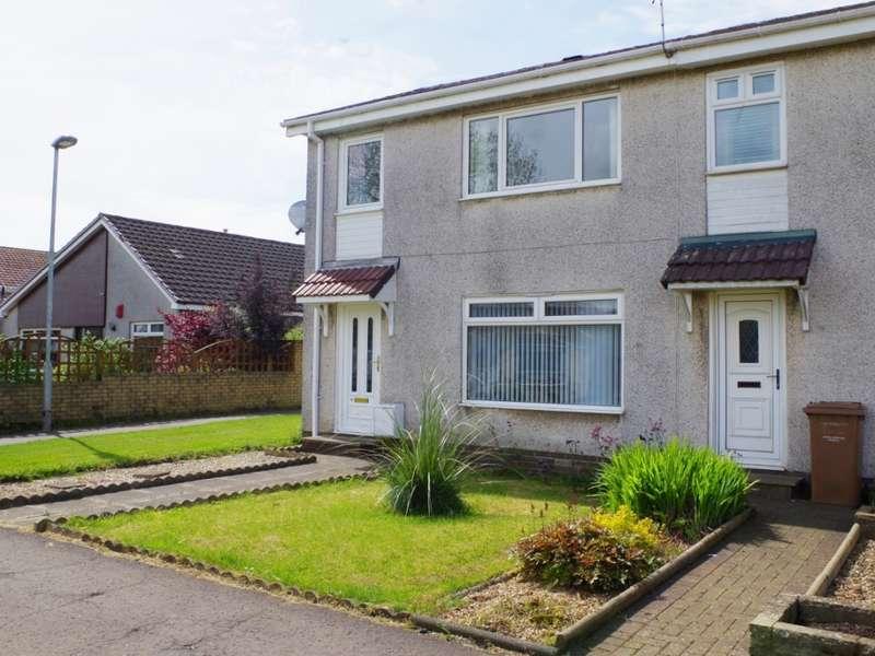 3 Bedrooms End Of Terrace House for sale in 69 Duddingston Avenue, Kilwinning, KA13 6RT