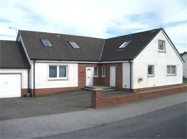 4 Bedrooms Detached Bungalow for sale in Drumsallie, Lockerbie, Dumfries and Galloway