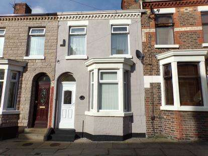 2 Bedrooms Terraced House for sale in Oxton Street, Liverpool, Merseyside, L4