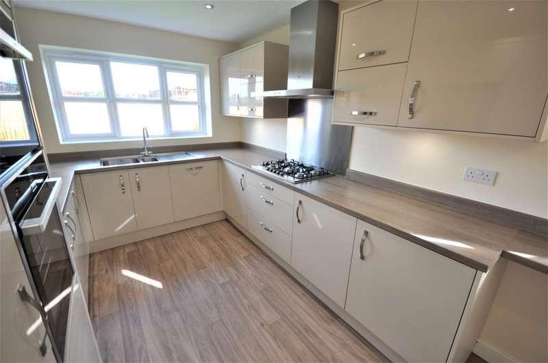 4 Bedrooms Detached House for sale in Alderley Edge, Plot 110, Hoyles Lane, Cottam, Preston, PR4 0LD
