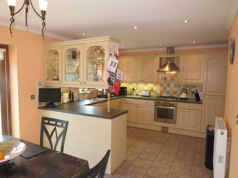 3 Bedrooms Semi Detached House for sale in Graig Newydd, Godrergraig, Swansea