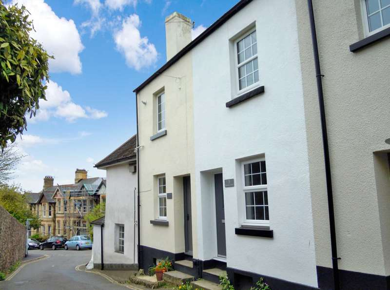 2 Bedrooms Terraced House for sale in Clanage Street, Bishopsteignton