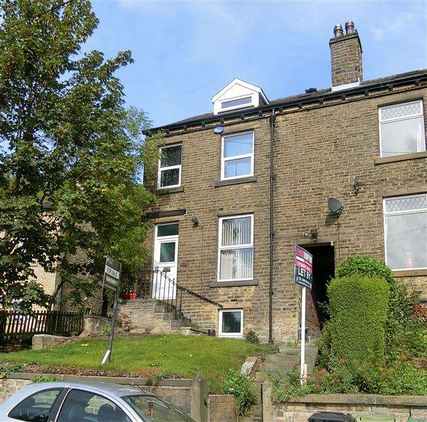 4 Bedrooms Semi Detached House for sale in Halifax Old Road, Huddersfield