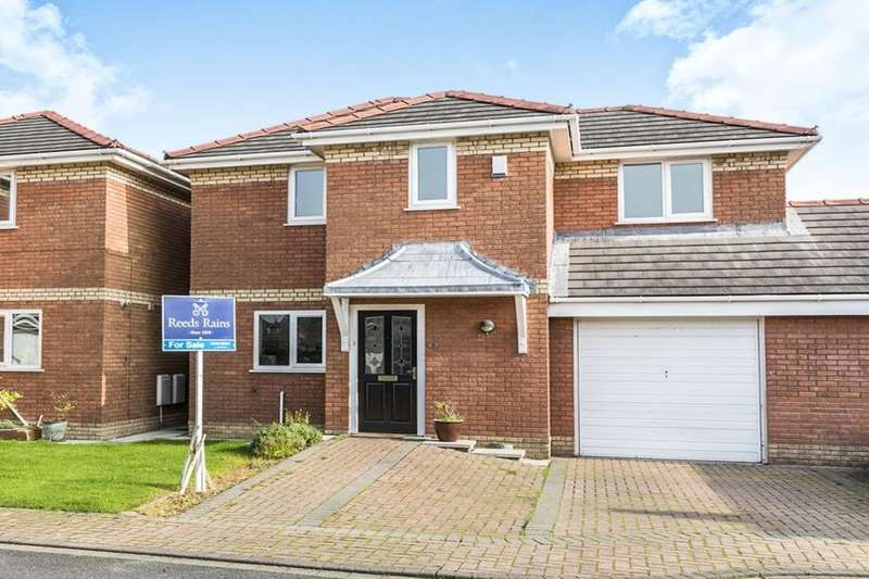 4 Bedrooms Detached House for sale in Prospect Court, Catterall, Preston, PR3