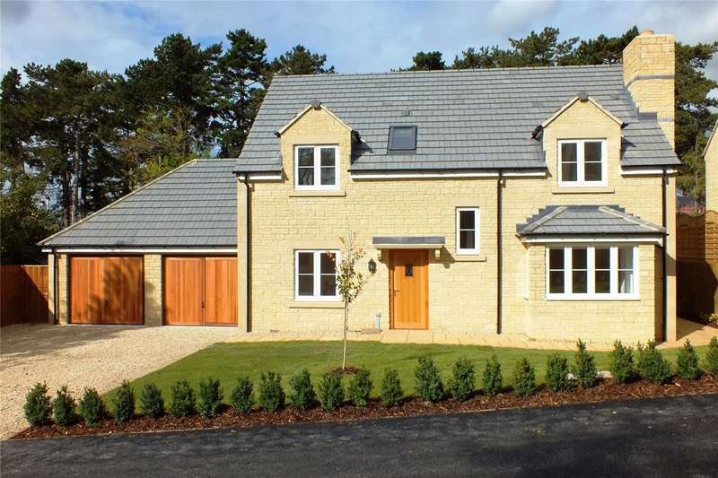 4 Bedrooms Detached House for sale in The Larches, Station Road, Broadway, Worcestershire, WR12