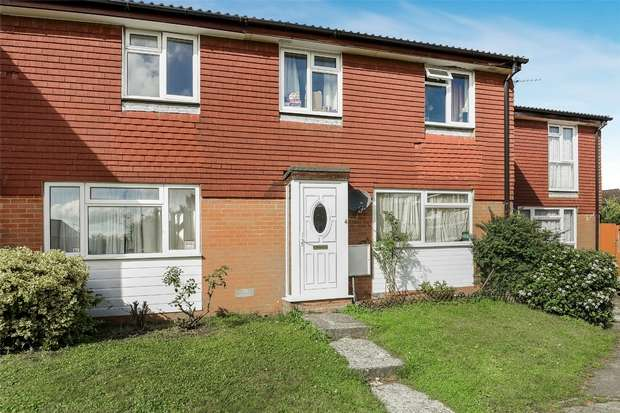 3 Bedrooms End Of Terrace House for sale in Fleet Close, WOKINGHAM, Berkshire