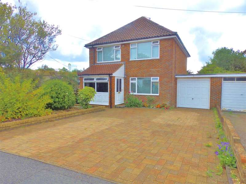 3 Bedrooms Detached House for sale in Rangemore Drive, Eastbourne