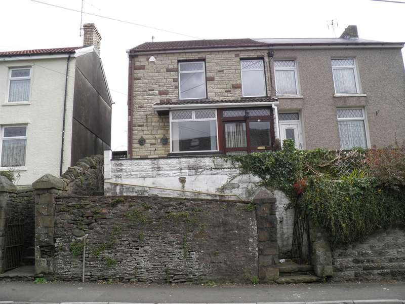 3 Bedrooms Semi Detached House for sale in Collenna Road, Tonyrefail, Porth