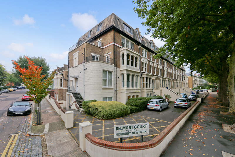 2 Bedrooms Flat for sale in Highbury New Park, N5 2HA