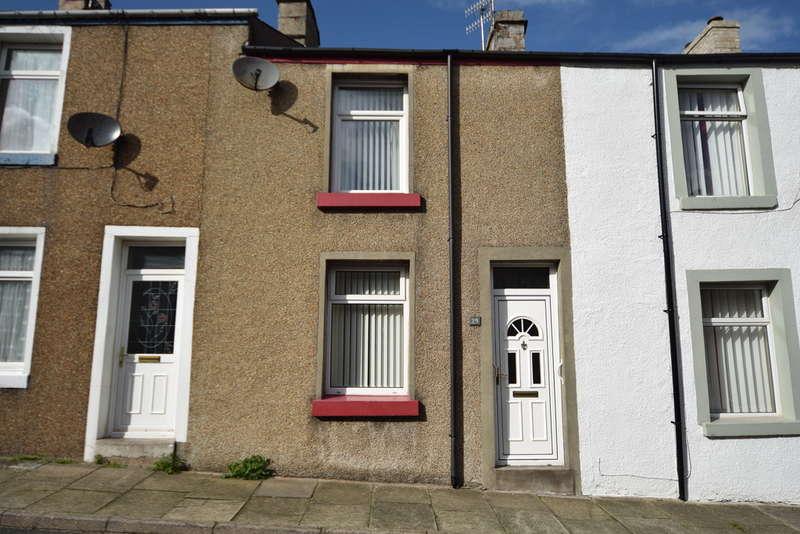 2 Bedrooms Terraced House for sale in Cobden Street, Dalton-in-Furness, Cumbria, LA15 8SG