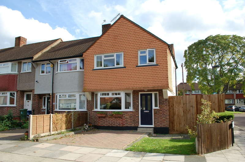 3 Bedrooms End Of Terrace House for sale in Twickenham