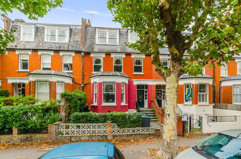 2 Bedrooms Flat for sale in Stapleton Hall Road, Finsbury Park, N4