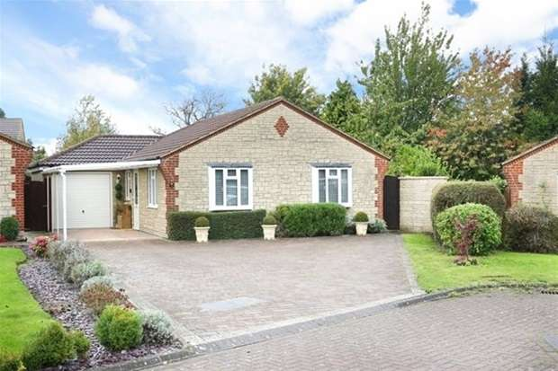3 Bedrooms Detached Bungalow for sale in Perriwinkle Close, Warminster