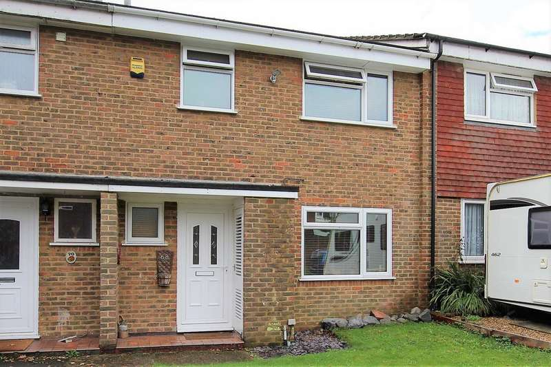 3 Bedrooms Terraced House for sale in Ash Road, Southwater, Horsham