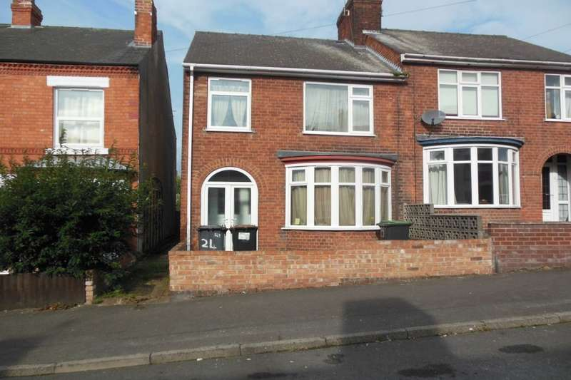 3 Bedrooms Semi Detached House for sale in Queens Road North, Eastwood, Nottingham, NG16