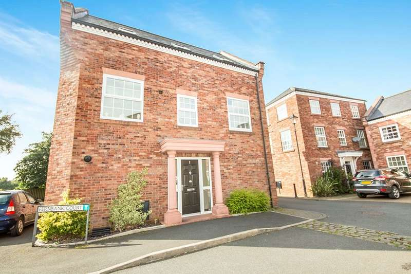3 Bedrooms Detached House for sale in Fern Bank Court Fern Bank Street, Hyde, SK14
