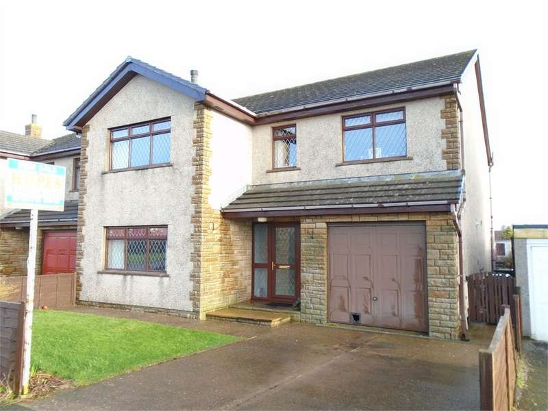 5 Bedrooms Detached House for sale in CA7 4RB Moricambe Park, Skinburness, WIGTON, Cumbria