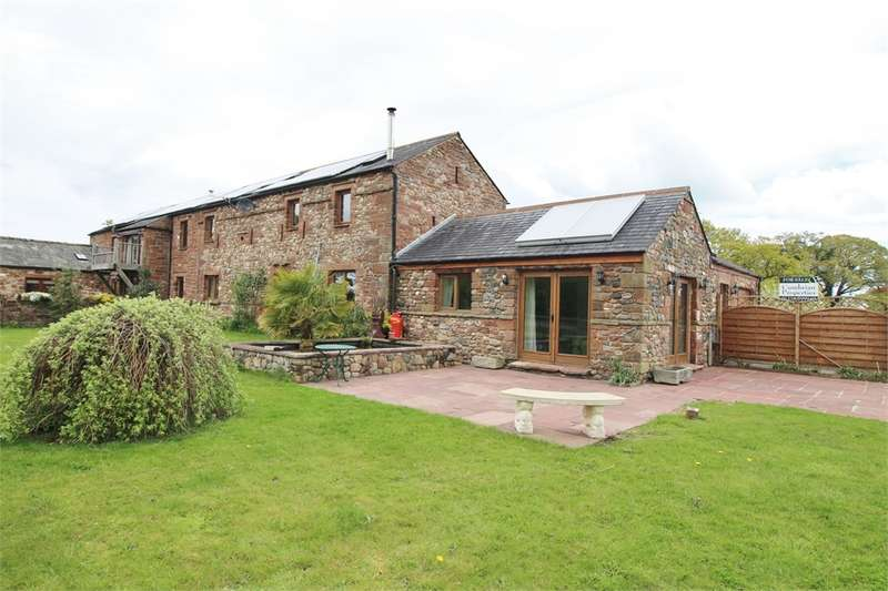 3 Bedrooms Semi Detached House for sale in CA5 7AP Hideaway Barn, Sprunston, Durdar, Carlisle, Cumbria
