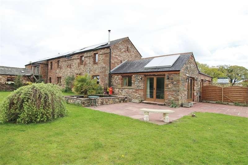 3 Bedrooms Semi Detached House for sale in CA5 7AP Hideaway Barn, Sprunston, Durdar, Carlisle, Cumbria