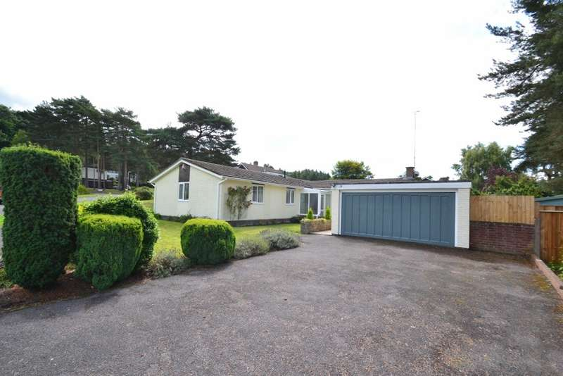 3 Bedrooms Bungalow for sale in Ashley Heath