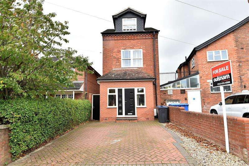 3 Bedrooms Detached House for sale in Franklin Road, Kings Norton, Birmingham